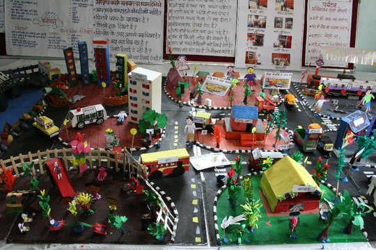Exhibition 2013; Theme: Road and Surface Transport