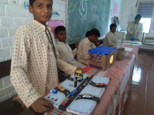 Science Exhibition At Erode School - 3