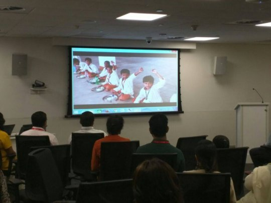 Isha Vidhya presentation