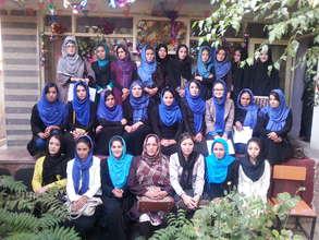 AAE Kabul Class of 2014