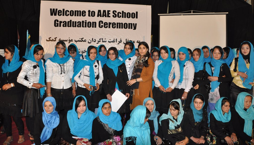 Graduation Kabul 2012