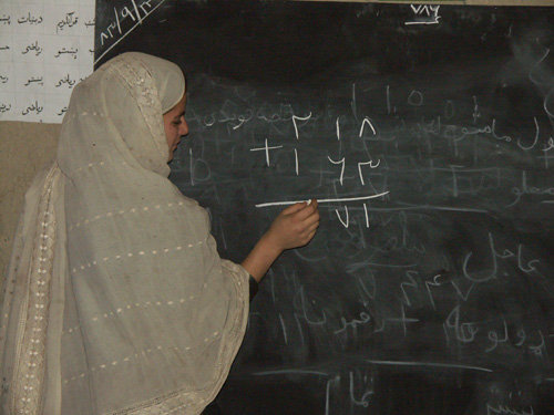Grow Peace in Afghanistan: Educate 3000 Women