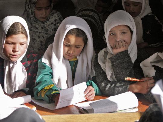 Grow Peace in Afghanistan: Educate 3000 Women