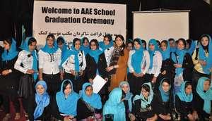 Graduation 2012 Kabul
