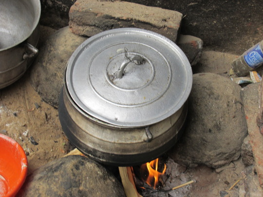Traditional stoves we intended to replace it