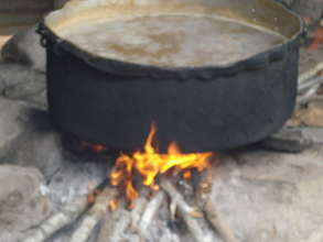 Traditional Cooking Stove
