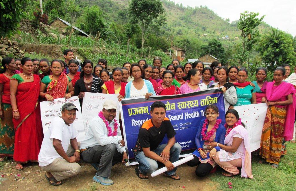 Ghairung RHW Attendees