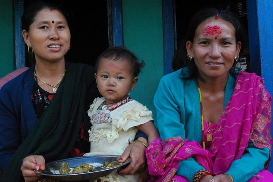 Reproductive Health for 500 Dalit Women in Nepal