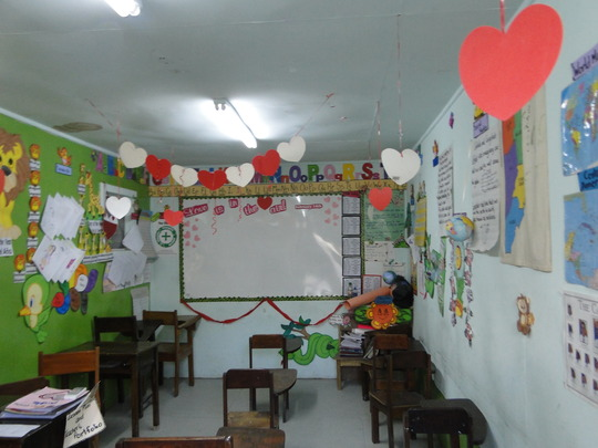 Std II Classroom