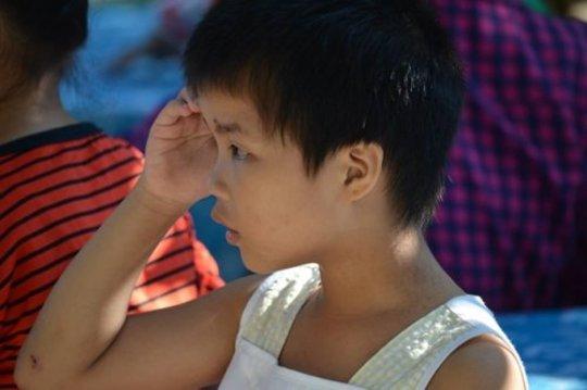 Help disadvantaged Children In Hue Vietnam