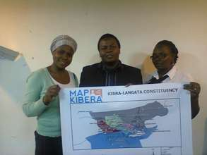Mathare map distribution