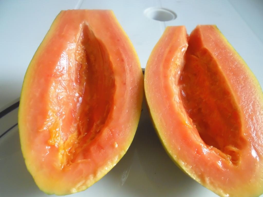 papaya for processing