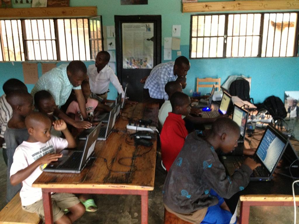 IT Center in Rwanda