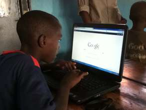 Rwandan Street Children Closing The Digital Divide