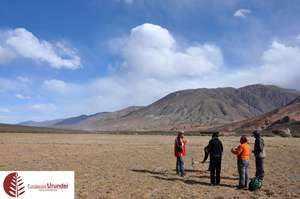 FOOD SECURITY FOR FAMILIES IN THE ARGENTINA ANDES