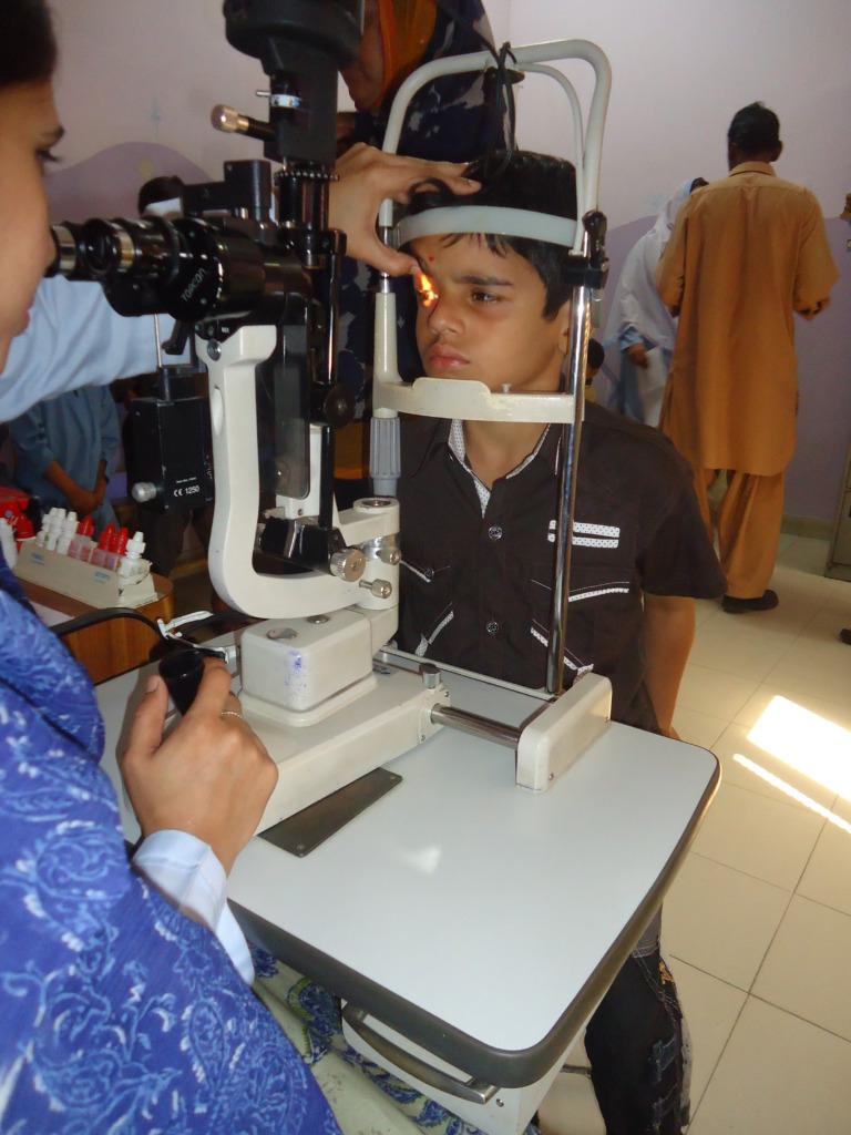 Ali Husnain - Pre and post Surgery