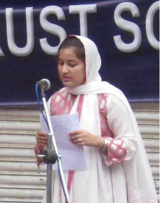 FAIZA GHAFFAR