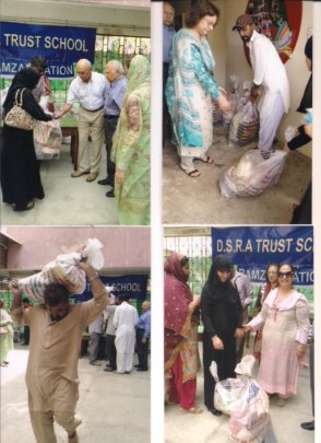 RAMZAN RATION 2016 PHOTOS