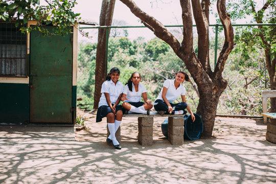 SAT students in San Isidro