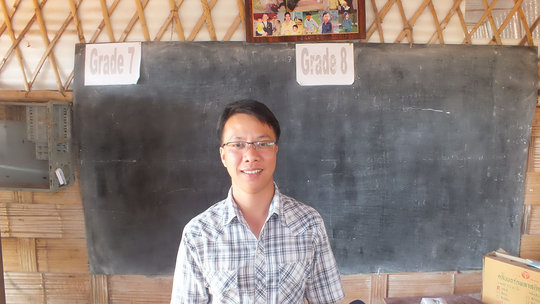 Support Sai Oo's Dream of Attending University
