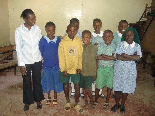 Nutritional Support To 500 Orphans In Koguma Kenya