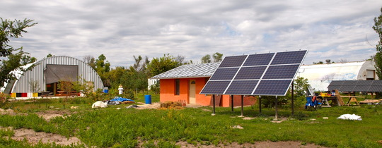 SEL's new Solar PV system + CEB office