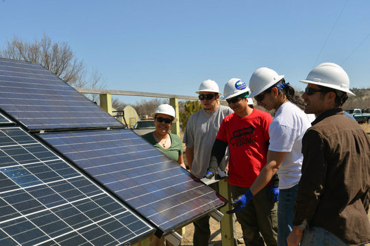 Solar electric training