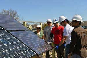 Solar electric training