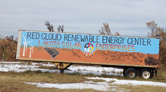 Welcome to Red Cloud Renewable Energy Center!