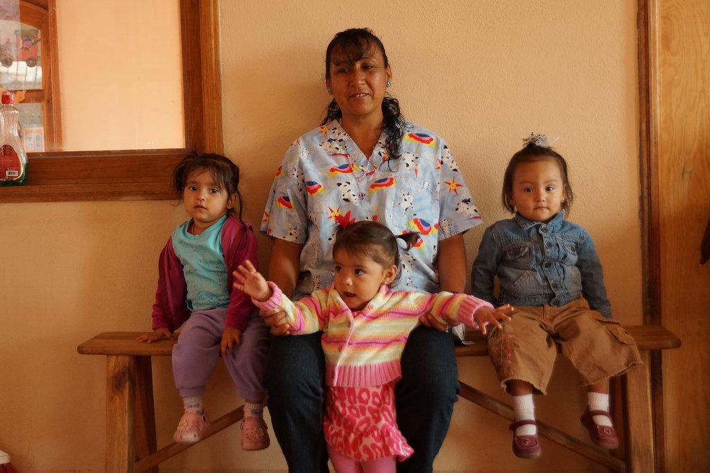 Casa de los Angeles - Feed 150 kids for a year!