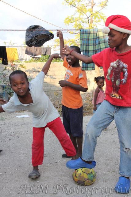 Make a Haitian Orphanage Self-Sufficient!