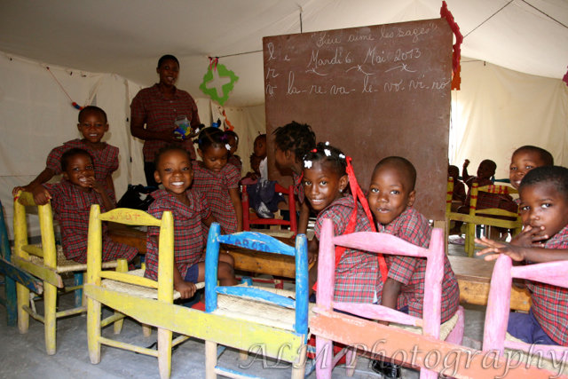 Make a Haitian Orphanage Self-Sufficient!