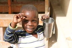The income you provide will support him!