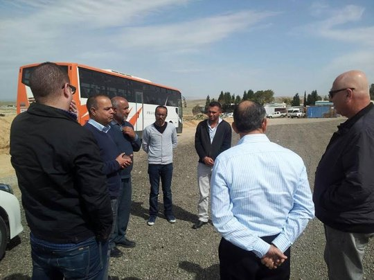 Naqab Tour with Central Elections Committee