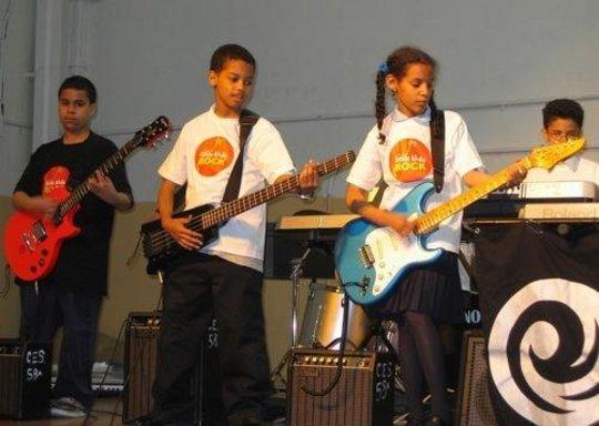 Little Kids Rock Rockin' Thunder Band