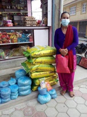 consumption food distribution