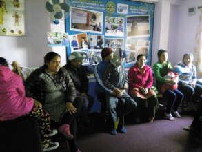 Parents, teacher and expert interaction