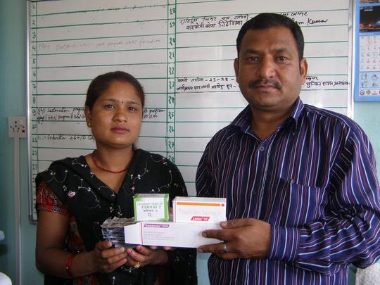 medicine distribution