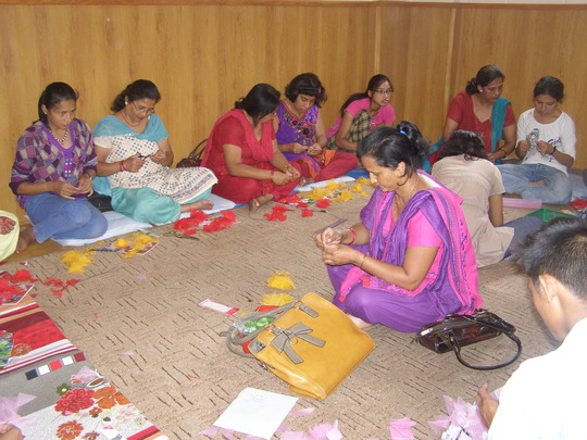 Skill training to Children and Parents