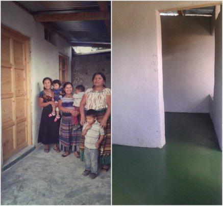 new floor in a new gha built home