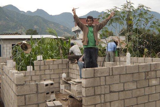Juan triumphs with a home