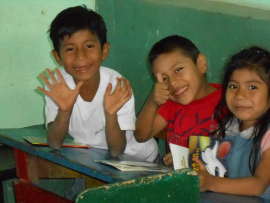 beautiful kids...what our work is all about