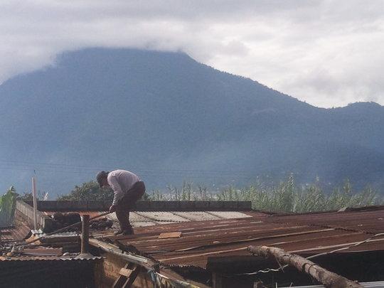 Catarina's roof