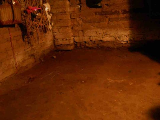 Old floor