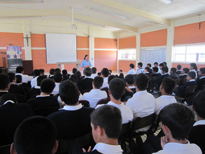 Highschool. Instituto Lideres del Siglo.