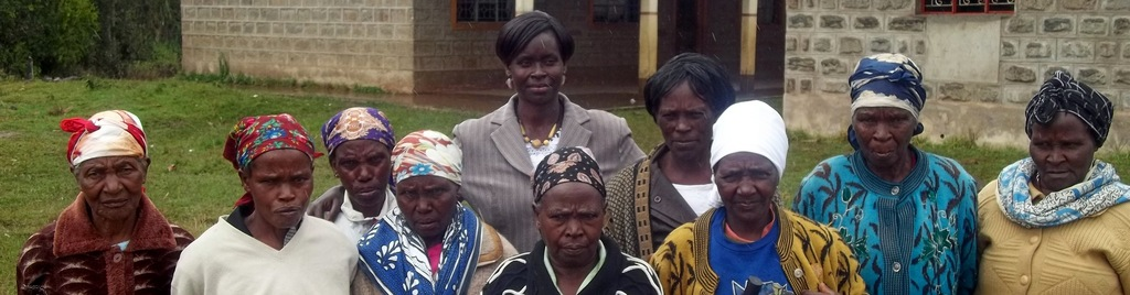 """""""Sheep Grandmothers"""" Receiving Global Giving Funds"""