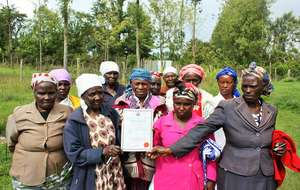Grandmothers with Gov't Registration Certificate