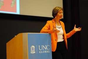 Dr. Deborah Brautigam discusses China-Africa study