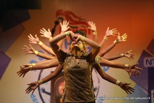 Dance @ Nakshatra, Bengaluru