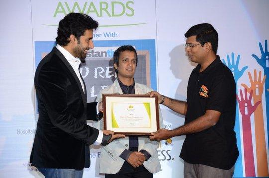 Mr. Abishek Bachchan and Mr. Shalabh Sahai